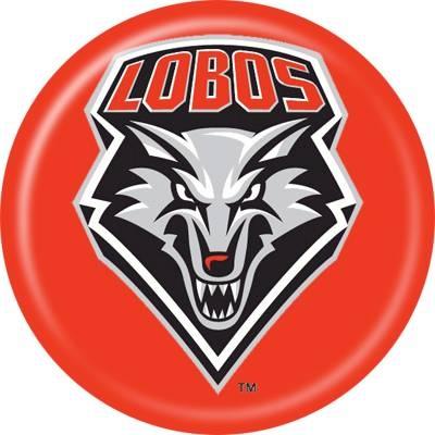 University of New Mexico Lobos disc