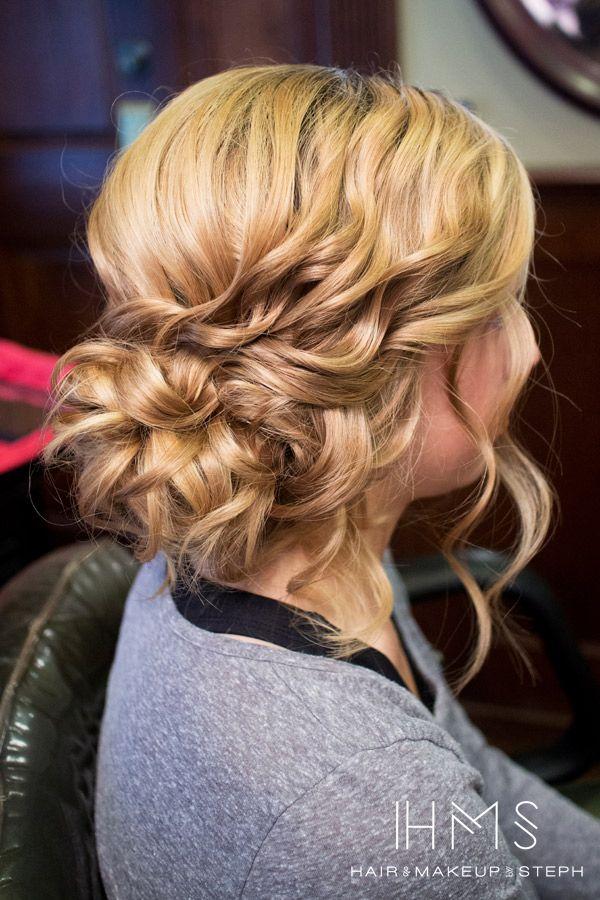 Hair and Make-up by Steph: Craig Burns Salon Spa Workshop