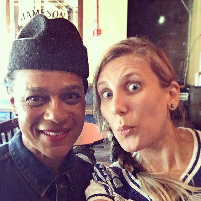 Just recorded a brand new podcast with the legendary Pauline Black of The Selecter. A true pioneer for women in music, she and the 2Tone movement inspired many people (including me) to get into music and create social change. Selecter was one of the very few female bands that made me (a girl) feel like I belonged in the world of ska, punk rock, hardcore. That is the ultimate message of 2Tone. Unity. Acceptance. Creativity. What an honor. Can't wait for her new record Daylight. The podcast…