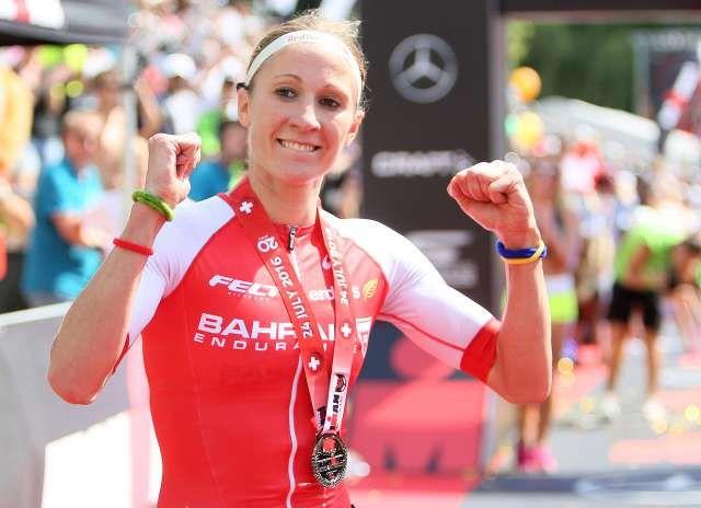 Daniela Ryf glänzt bei Ironman Zürich | Blick