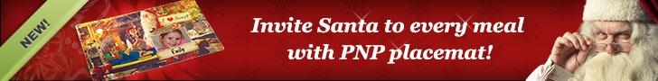 Santa Claus | PNP - Portable North Pole | Video scenario selection - Naughty or Nice