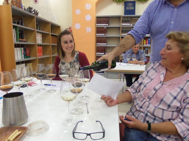 """III Cata de Vinos """"Blanco sobre Blanco"""""""