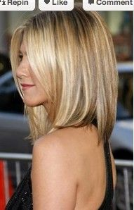 medium length hair & Color. (I might have already pinned this)
