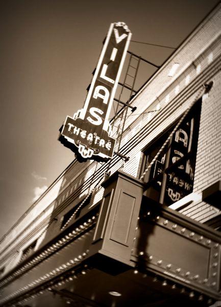 Villas Theatre, Eagle River, Wisconsin