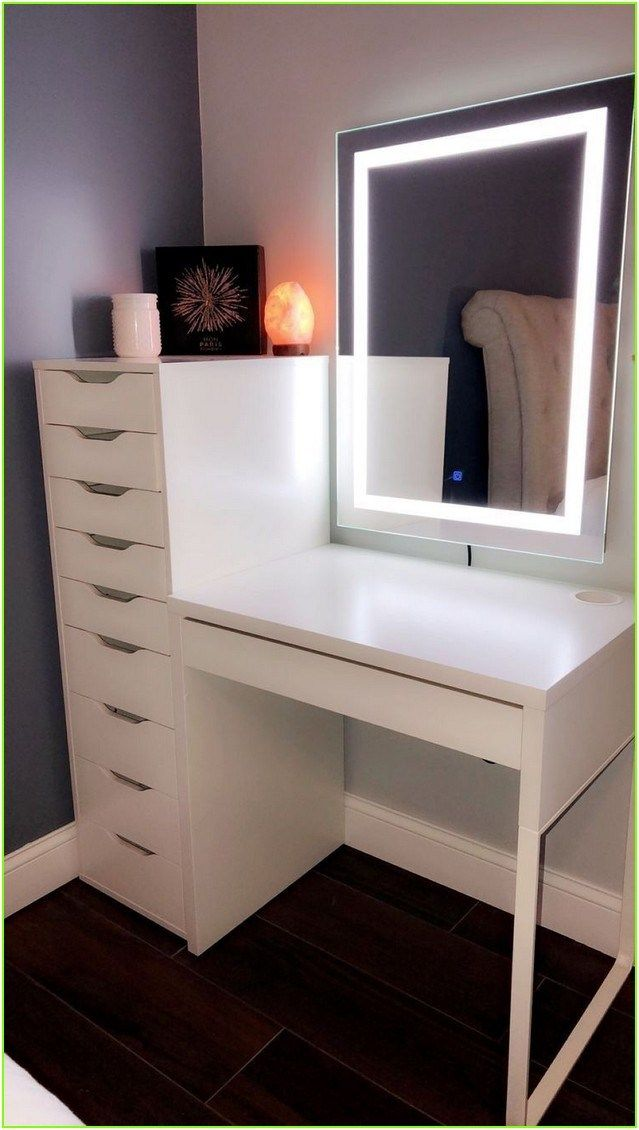 40 Inspiring Decor Bedroom Furniture Cozy For A Small Space 4 Kp Design In 2020 Bedroom Makeup Vanity Bedroom Vanity Bedroom Vanity Table