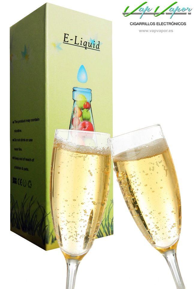 e-liquid Champany  http://www.vapvapor.es/liquidos-bebidas-cigarrillos-electronicos  Líquidos para cigarrillos electrónicos de la marca e-liquid. Nuestra marca e-liquid se caracteriza por su gran variedad de aromas y sabores.     - e-liquid sabor Champany (bebida)     - Categoría: otros