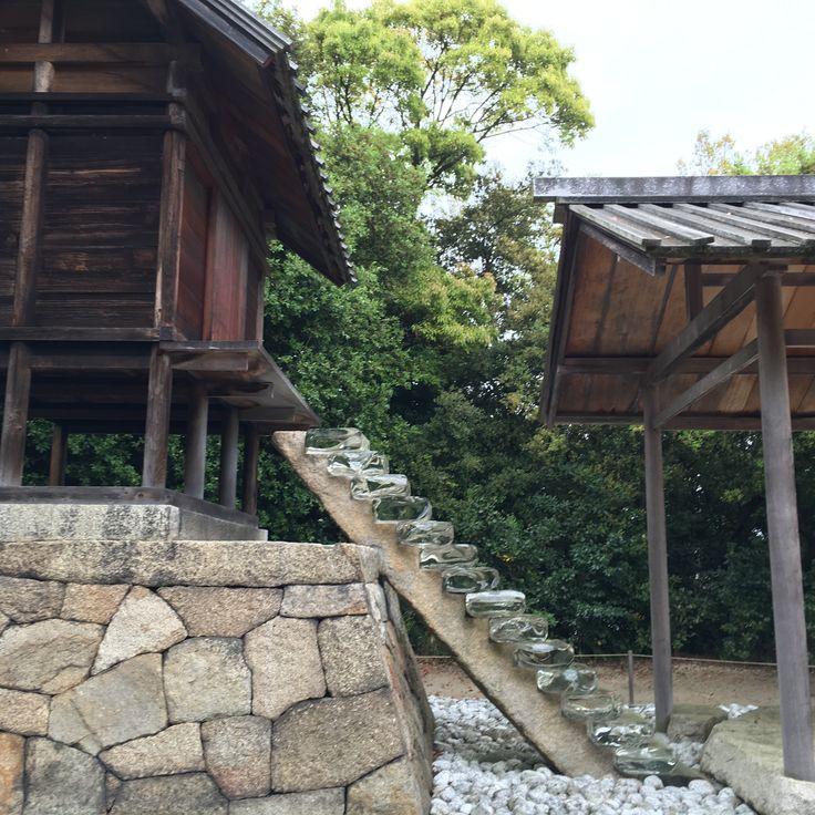 Sugimoto installation Nahoshima fabio Azzolina architect