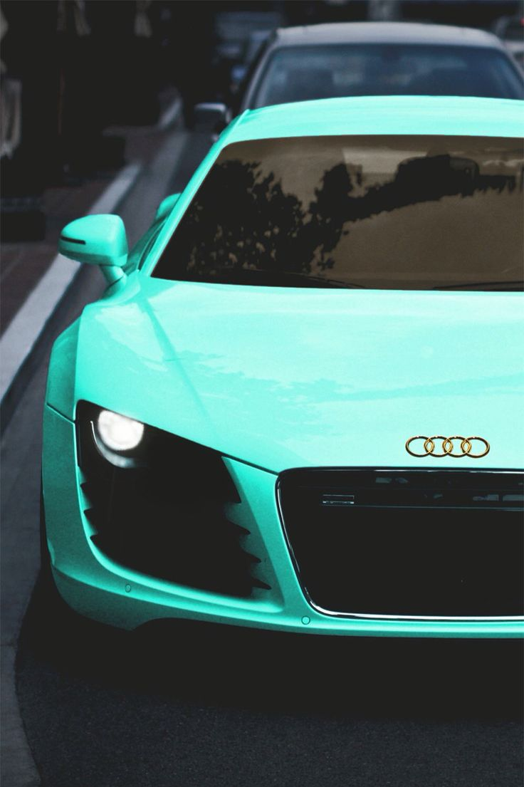 Teal Audi R8 | Gifts for my beautiful girl ️ | Pinterest ...