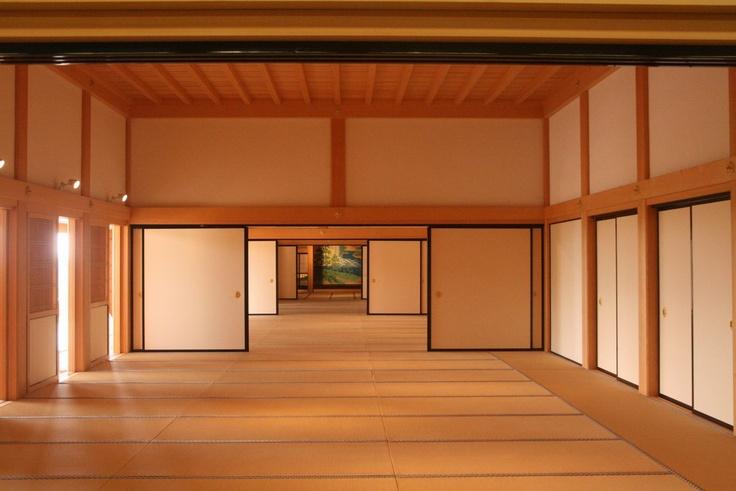 Kyushu : tatami et papier de riz dans le château de Kumamoto