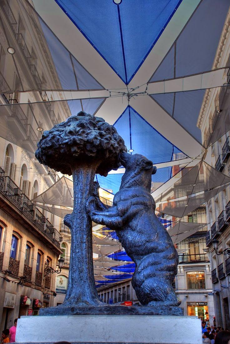 El Oso y el Madroño, Madrid  Spain