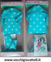Furga bambola Pritti Paola Peonia Perla abito alta moda Pioggia a Pois 6105