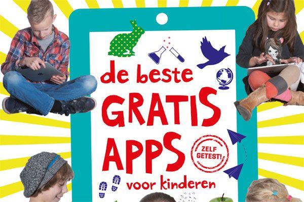 Nieuwe brochure: De beste gratis apps voor kinderen - Kennisnet