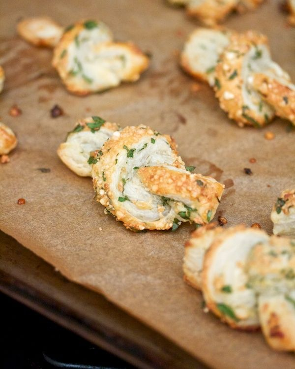 Puff Pastry Garlic Knots | Big Girls Small Kitchen | Food | Pinterest ...