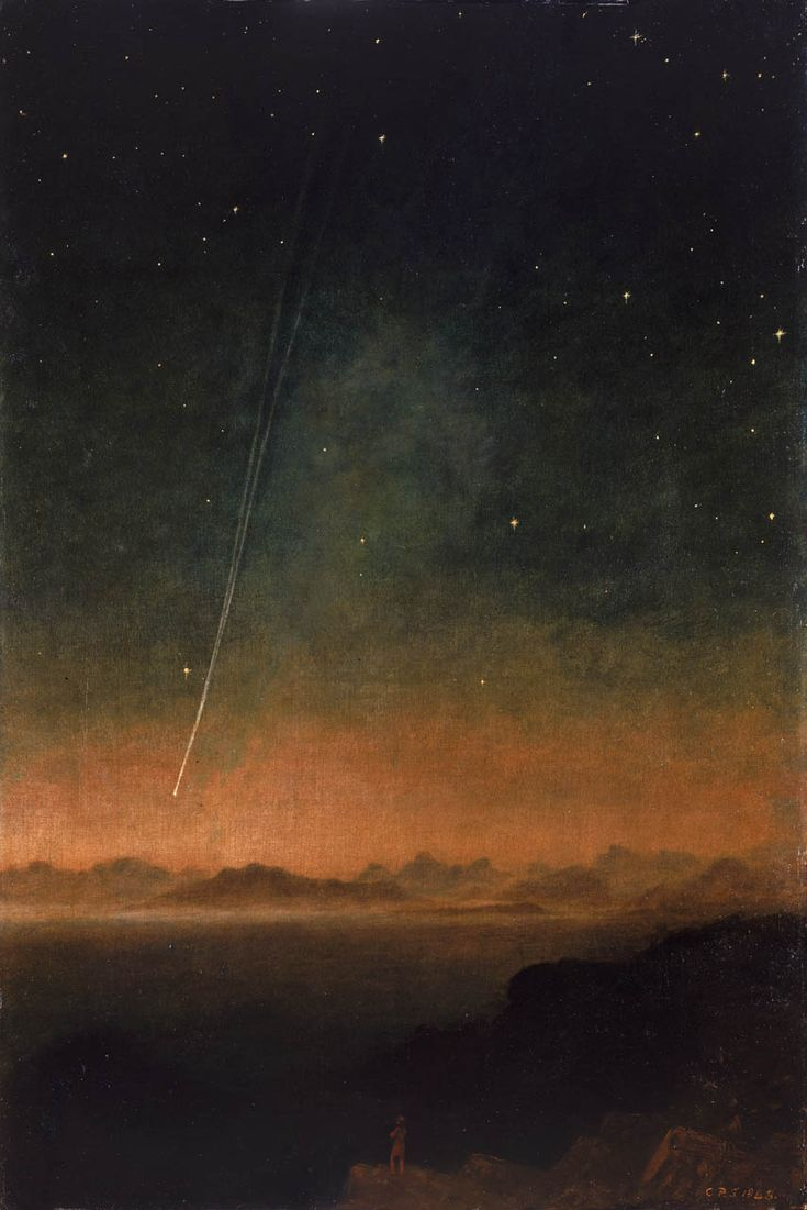 Charles Piazzi Smyth, The Great Comet of 1843
