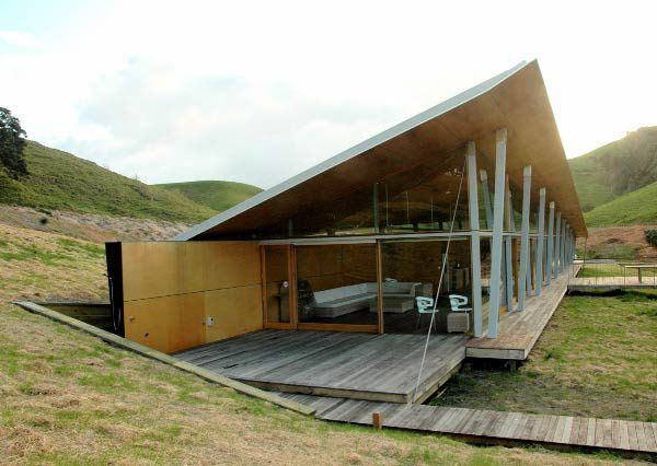 Breamtail Lodge | MAP Architects