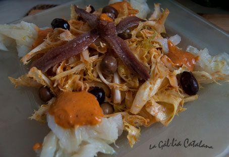 XATÓ ( La recepta de Vilanova i la Geltrú) http://www.irreductibles.cat/cuina/2013/02/xato/  #CuinaIrreductible  #cuinaCatalana  #slowfood  #dietamediterrania #km0 © By Manel Baxerias
