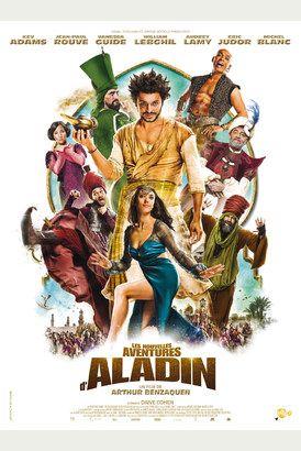 Les nouvelles aventures d'Aladin (2015 - nov.). zzzZZZZzzzz. D'un ennui tel que je ne le conseille vraiment à personne.