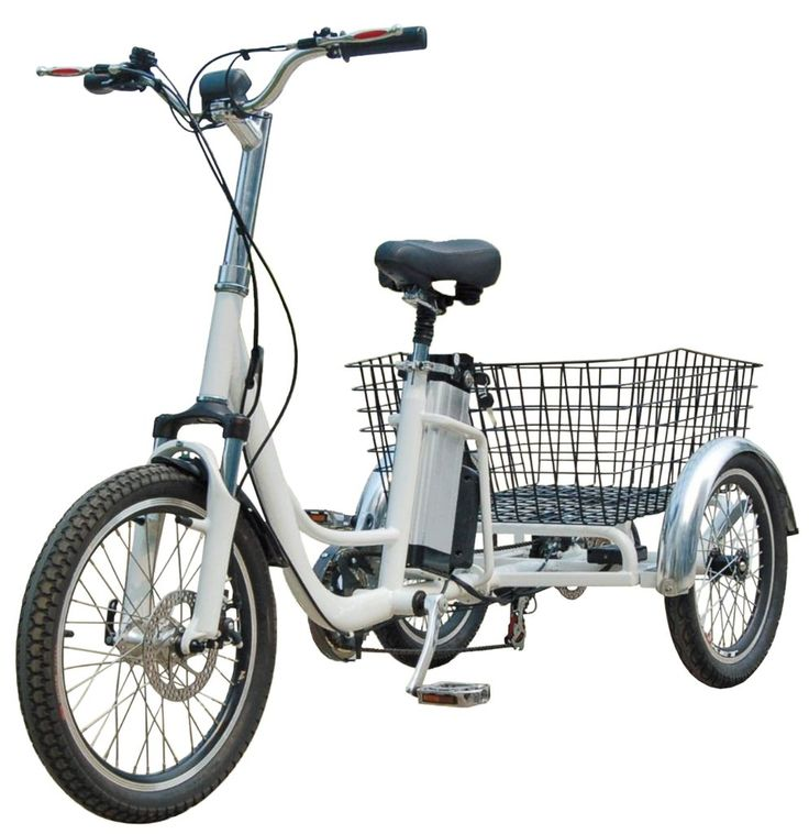 Trike scooter for adults