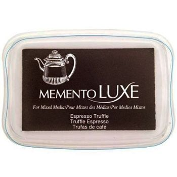 Memento Luxe ESPRESSO TRUFFLE Ink Pad Tsukineko ML-808