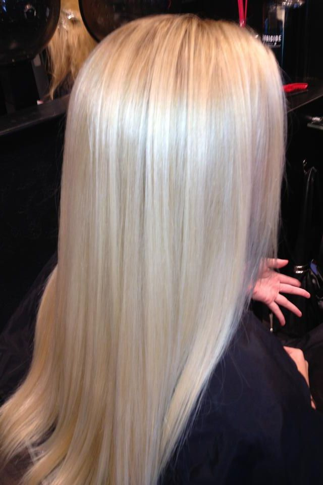level 10 blonde hair color