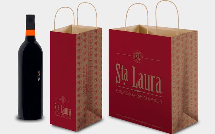 Embalagens - Santa Laura