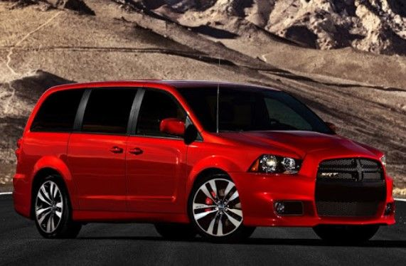 2020 Dodge Caravan Srt Reviews Interior Price Grand Caravan