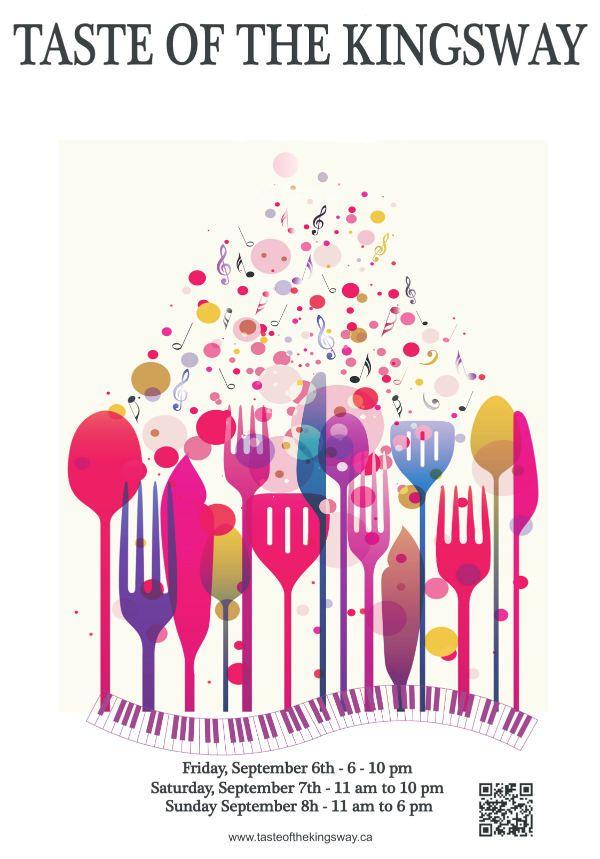 Taste of the Kingsway Festival - Kingsway BIA - one of Toronto's finest shopping destinations - Bloor Street Etobicoke Ontario Canada