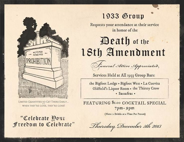 18th amendment congress Invalid because of its substance was urged in congress in the debates over the   a basis for declaring the eighteenth amendment invalid have provoked the.