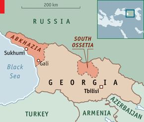 Abkhazia and South Ossetia conflict