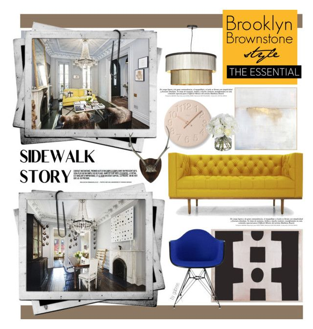 quot brooklyn brownstone style quot by gabree liked on polyvore