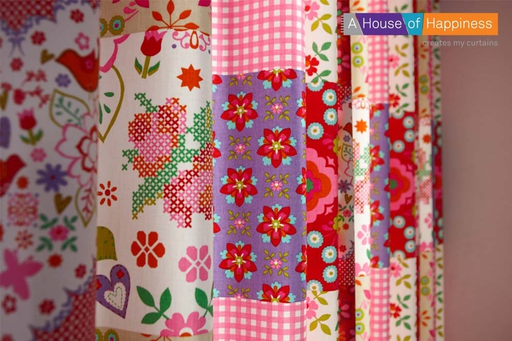 FOLKLORE   Trend Folklore #gordijn #curtains #Gardinen #Vorhänge #colors #pattern