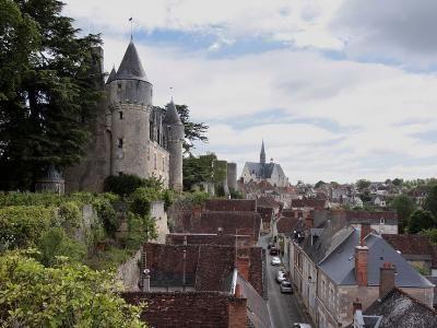 Montrésor Indre et Loire guide touristique du Centre Val de Loire