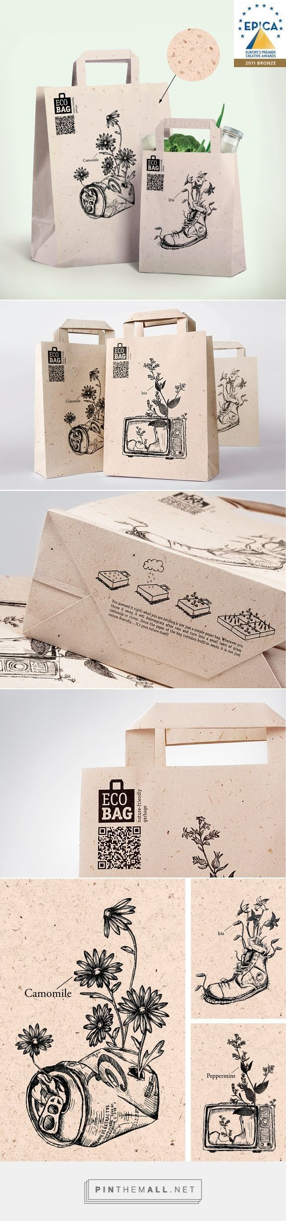 Gorgeous packaging and branding
