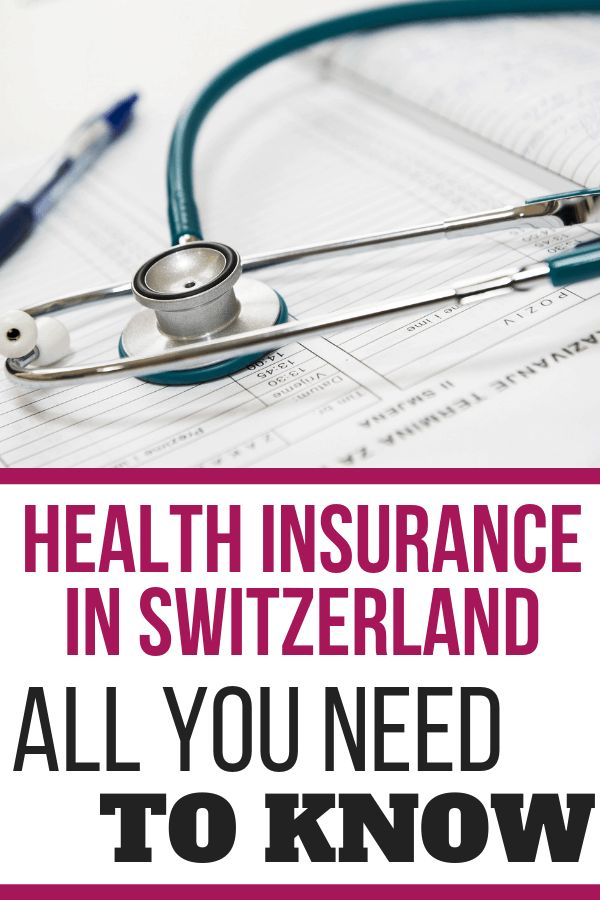 All You Need To Know About Health Insurance In Switzerland