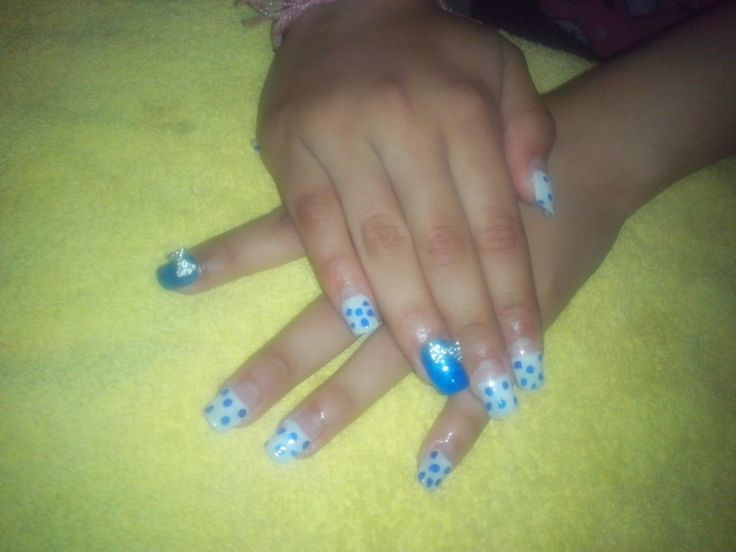 44 best uñas agüita images on Pinterest | Water, The shape and Color