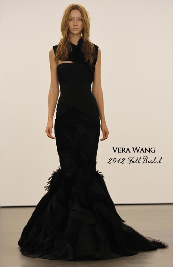 If I was so daring - Vera Wang Fall 2012 bridal