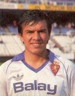 Sosa, Real Zaragoza