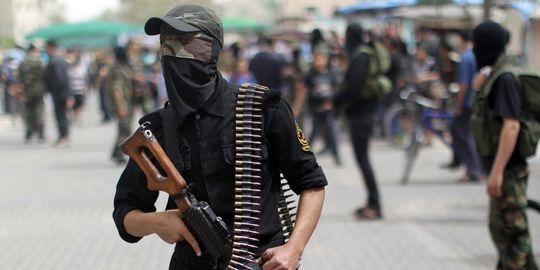 24.06.13 / Raids israéliens sur la bande de Gaza après des tirs de roquettes