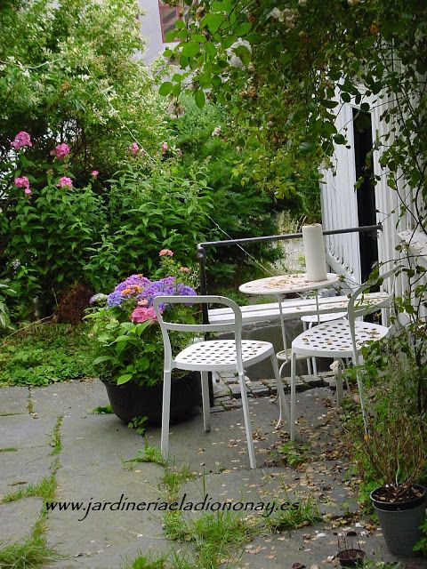 Jardineria Eladio Nonay: UN JARDÍN POCO MONÓTONO (Jardinería Eladio Nonay)