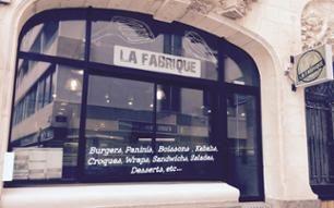La Fabrique / Restaurants aux Sables d'Olonne en Vendée / Restaurants et bars d'ambiance aux Sables d'Olonne / Agenda, restos, marchés, sports, visites aux Sables d'Olonne en Vendée / Les Sables d'Olonne - Réservez en ligne votre location de vacances
