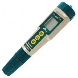 Medidores de ph para controlar el pH que afecta a los suelos, agua de riego y tanques de fumigación y determinar los nutrientes de los cultivos.