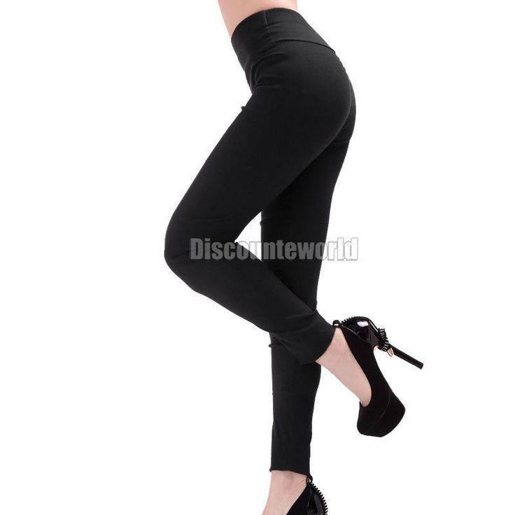 Новых женщин цвета конфеты радуга кожа да кости стройный пригодности эластичный женские хлопок карандаш брюки брюки размер XL XXL бесплатная доставка, принадлежащий категории Брюки и капри и относящийся к Одежда и аксессуары на сайте AliExpress.com | Alibaba Group