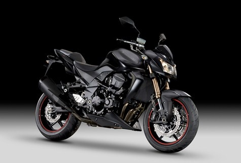 Kawasaki Z750R Black Edition