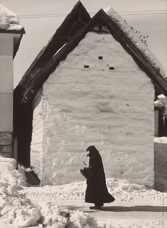 Slovensko,Martin Martinček: Babka nesúca kapce:1963 - 1965