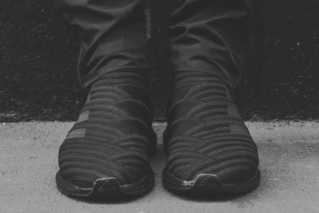 26c8566db3e KITH adidas Nemeziz Tango 17 UltraBOOST Closer Look Footwear Black Soccer  Release Date Info Drops November 3 2017