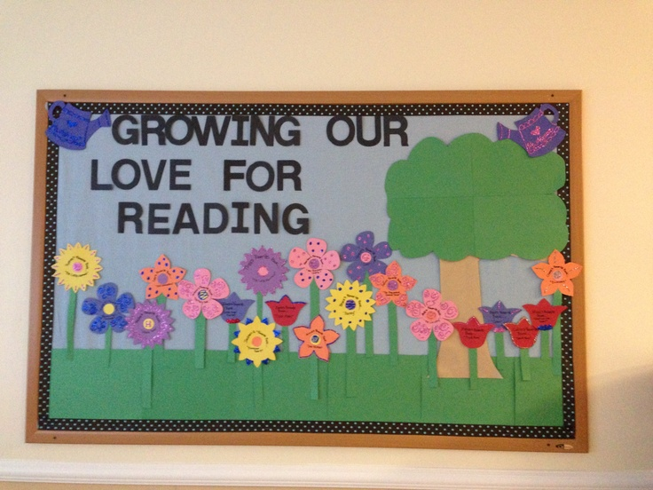 Change it to Growing Our Love for Learning Bulletin