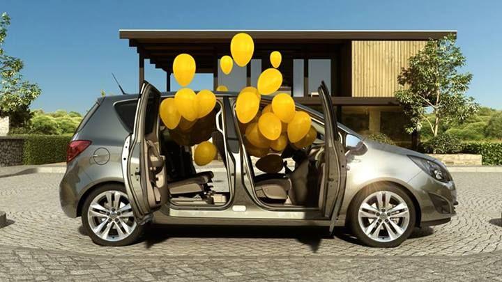 #Opel Meriva