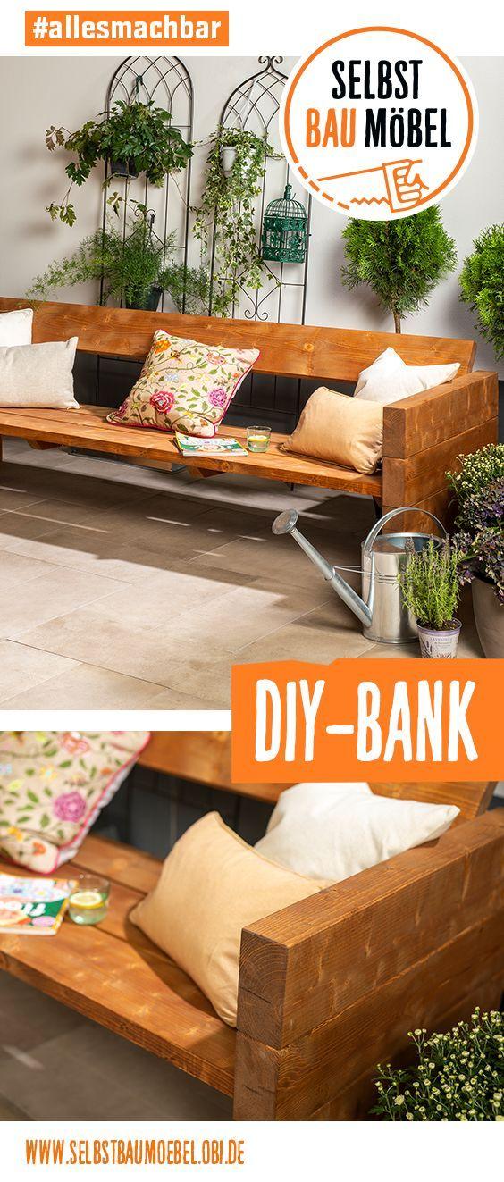 unglaublich Bauen Sie Ihre Outdoor-Couch!
