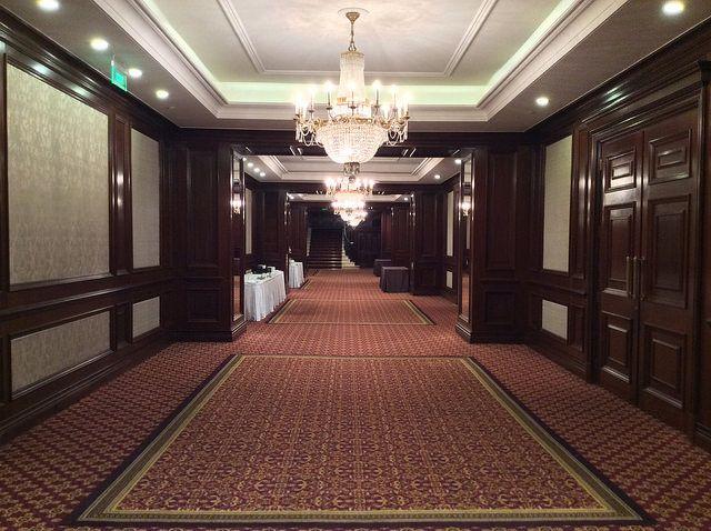 Hotel Ritz Carlton Santiago   LED