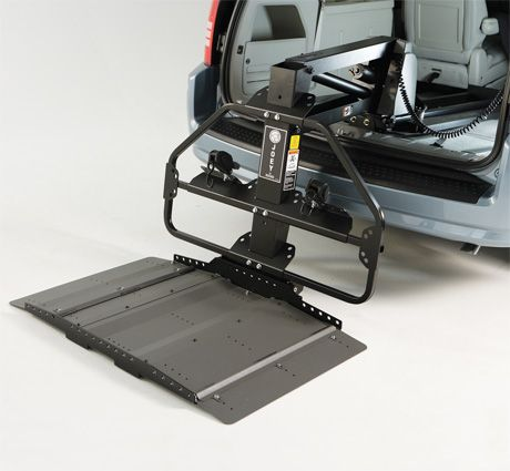 19 best wheelchair scooter lifts images on pinterest for Motorized wheelchair lifts for cars